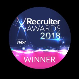 recruiter winners for wearegravitas